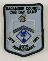 Gold 2017 Invest in Character Sagamore Council CSP Patch