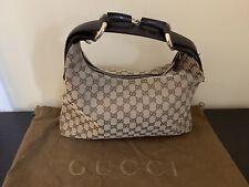 10e8c912e2aa Gucci Horse Hobo Bags & Handbags for Women for sale | eBay