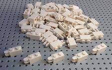 Lego White 1x2 Brick Locking 2 Fingers (30540) x10 *BRAND NEW* Star Wars City
