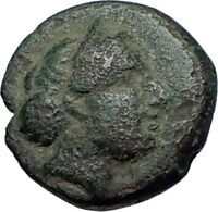 Kersebleptes 359BC King of Thrace RARE Authentic Ancient Greek Coin Vase i68119