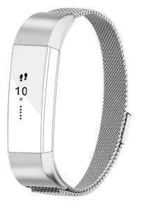 Milanese Loop Stainless Steel Metal Wristbands for FitBit Alta BUNDLE
