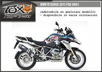 ADESIVI stickers MOTO KIT per BMW R1200 GS FOX DSG1 R1200GS