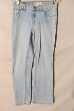 F1813 Levi's Signature Work Mid Rise Boot Cut Stretch Jeans Girls' 29x29