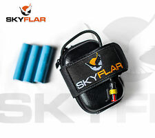 SKYFLAR Li-Ion Power Pack Kit 12.6V For Paramotor PPG LED Strobe - Inc Batteries