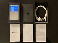 Apple iPod Classic 6th Generation 160 GB Silver A1238