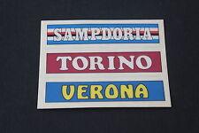[F409] CALCIATORI 1988-89 - PANINI - NEW - FIGURINA - SAMPDORIA, TORINO, VERONA