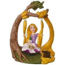 Hallmark Keepsake Disney Tangled Rapunzel In the Swing Solar Motion Ornament NEW