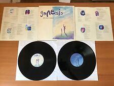 """GENESIS - WE CAN'T DANCE : EX UK 12"""" DOUBLE VINYL LP - GEN LP3 - PRO CLEANED"""