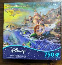 Ceaco Puzzle/Thomas Kinkade/Disney The Little Mermaid/750 Pieces/NIB