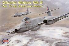 MPM 1/72 PLASTIC KITS GLOSTER METEOR MK.8  NO.77 SQ. RAAF MPM72543