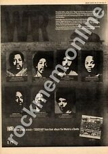 War Cisco Kid Advert 26/5/73