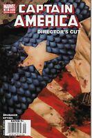 Captain America #25 Director's Cut Special Edition Marvel Comics July 05, 2007