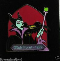 Disney DS Countdown to the Millennium Series #88 Maleficent Pin