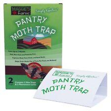 Pantry Moth Traps 2 Complete Traps Flour Moths Bird Seed Moths Pet Food Moths