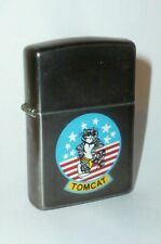 Altes Zippo Feuerzeug Tomcat Lighter Gas Benzinfeuerzeug Sturmfeuerzeug Tom Cat
