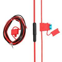 HKN4137A 12V DC Power Cord Buckle Cable for Motorola Mobile Radio MCX600 PRO3100