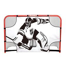 Hockey Net Shooting Target Goal Skill Shot Practice Full Size Goalie Shoot