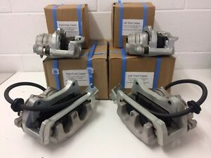 Genuine Holden Brake Caliper set front & rear  Commodore/ Statesman VE  WM