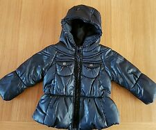 Benetton baby girl winter coat size:3-6 M