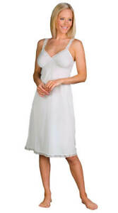 ShadowLine Lace Trim Dress Slip (27014)