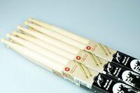 12 Paar 2B Drumsticks ca 52g Drumsalive sehr Robust Ahorn Sticks Johonny Brook