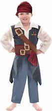 Disfraz de Carnaval Niño Pirata Jack Jack Sparrow Disney 22647