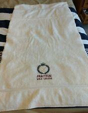Practical Bible College Bath Towel - Golf Logo (NEW!)