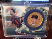 2020 Update Topps Baseball Coins Buster Posey #TBC-BP