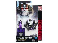 TRANSFORMERS GENERATIONS TITANS RETURN MASTER CLASS APEFACE ACTION FIGURE