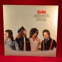 SLADE Nobody's Fools 1976 UK Vinyl LP + INNER EXCELLENT CONDITION RECORD