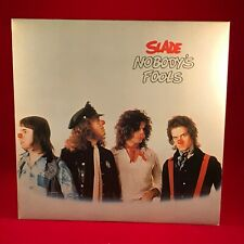 SLADE Nobody's Fools 1976 UK Vinyl LP + INNER EXCELLENT CONDITION RECORD