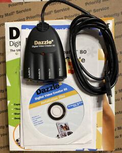 Dazzle Digital Video Creator 80 *Tested & Free-Ship*
