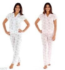 Pijamas y batas de mujer conjuntos de color principal blanco