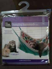 All Living Things® Hanging Small Pet Hammock PetSmart Pacific Coast Dist New*