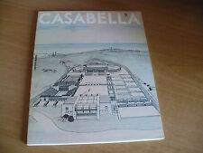 CASABELLA RIVISTA ARCHITETTURA N.501 1984 LINGOTTO ANELLO OLIMPICO A BARCELLONA