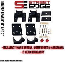 "Street Edge 07-13 Chevy Silverado/GMC Sierra 1500 2WD 5"" to 6"" Rear Flip Kit"