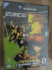 Outlaw Golf/Darkened Skye Two-for-One (Nintendo GameCube, 2004)  NEW SEALED