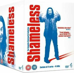 SHAMELESS THE COMPLETE COLLECTION SERIES 1-11 DVD BOXSET 41 Discs New & Sealed