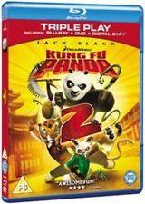 Kung Fu Panda 2 - Triple Play Blu-ray DVD Digital Copy 2011 Region Fre