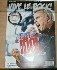 Vive Le Rock magazine #86 2021 How Billy Idol conquered America + The Specials
