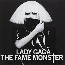 Lady Gaga - The Fame Monster CD Album