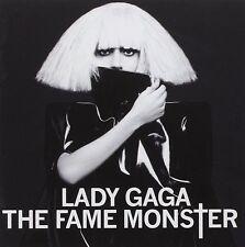 Lady Gaga - The Fame Monster CD Album