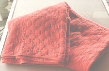 New listing King Size Quilted Bedspread With Shams