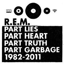 REM PART LIES PART HEART PART TRUTH PART GARBAGE 2CD 11.08.17