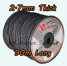VORTEX 2.7mm x 90m Length TWISTED Line STRIMMER TRIMMER WIRE CORD