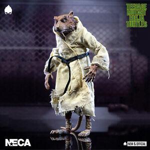 NECA - Teenage Mutant Ninja Turtles Splinter 1990 [IN STOCK] • NEW & OFFICIAL •