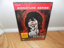 Hellsing - Volume 2: Blood Brothers (DVD, 2005, Signature Series) BRAND NEW!!!