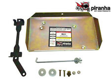 Piranha Battery Tray Kit for Landcruiser 6 Cyl FZJ105 Petrol HZJ105 Diesel BT100