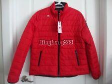 Team Canada 2014 Sochi Olympic HBC Red Puffer Jacket Coat Women Size XL - 2018