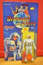 Vintage 1985 Galoob DEFENDERS OF THE EARTH Action Figure GARAX Evil Robot MOC
